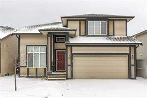 Detached Luxstone Airdrie real estate Listing