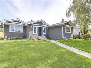 316 Ashley CR Se, Calgary, Acadia Detached