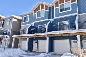 #132 2802 Kings Heights Ga Se, Airdrie, Ravenswood Attached