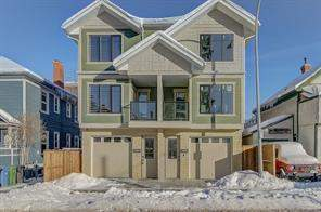 1808 8 ST Sw, Calgary, Lower Mount Royal Attached