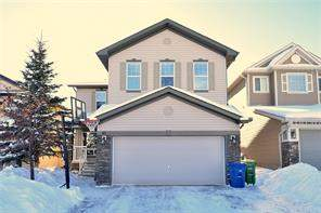 45 Morningside BA Sw, Airdrie, Detached homes