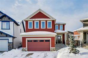 290 Silverado Bank Ci Sw, Calgary, Detached homes