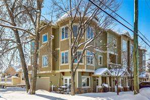 2901 21 AV Sw, Calgary, Attached homes