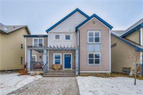 Copperfield Calgary Attached homes