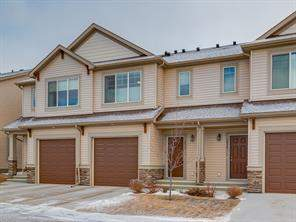 Attached Sunset Ridge Cochrane real estate
