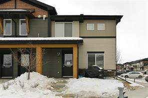 Prairie Springs Attached home in Airdrie