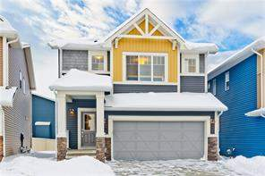 Bayview Airdrie Detached homes