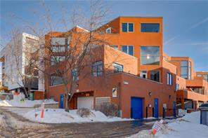 Attached Bridgeland/Riverside Calgary real estate