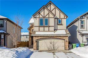 Detached New Brighton Calgary real estate