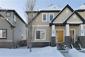 Attached Skyview Ranch Calgary Real Estate