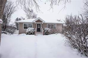 Rosedale Detached home in Calgary Listing