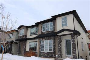 618 15 ST Nw, Calgary, Hillhurst Attached Listing
