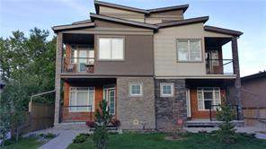 #1 1914 31 ST Sw, Calgary, Attached homes