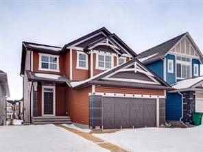 94 Bayview Ci, Airdrie, Detached homes