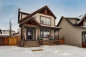111 Sunset Cv, Cochrane, Sunset Ridge Detached