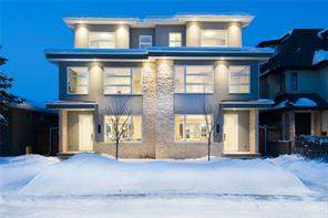 2322 24 AV Sw, Calgary, Attached homes