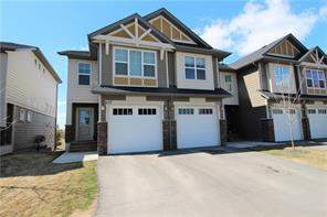 Sunset Ridge Cochrane Attached homes