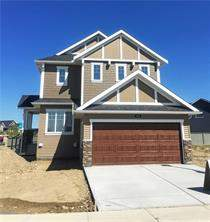 Bayside Airdrie Detached homes