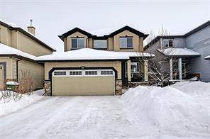 283 Prairie Springs CR Sw, Airdrie, Detached homes