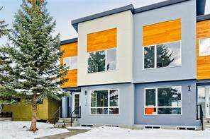 Rosscarrock Calgary Attached homes