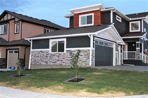 None Crossfield Detached homes