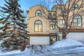 2912 16 ST Sw, Calgary, Attached homes