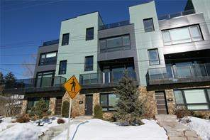 Stanley Park Attached Parkhill Calgary Real Estate condos for sale