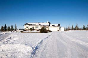 283230 Meadow Ridge Dr, Rural Rocky View County, Conrich Meadows Detached