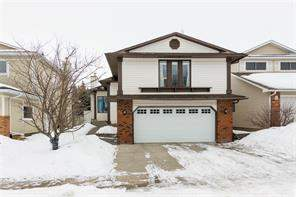 80 Woodfern WY Sw, Calgary, Woodbine Detached Listing