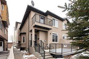 Bridgeland/Riverside Calgary Attached homes
