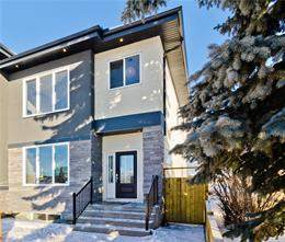 7938 46 AV Nw, Calgary, Attached homes