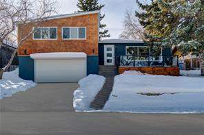 Rosemont Calgary Detached homes Listing