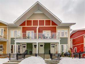 Attached Auburn Bay Calgary Real Estate