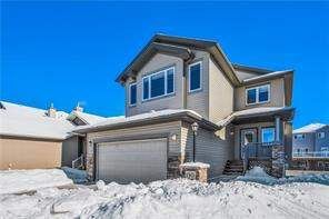 Cimarron Park Okotoks Detached homes