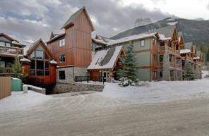 #119 106 Stewart Creek Ld, Canmore, Three Sisters Apartment