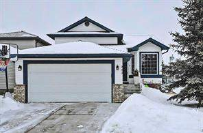 943 Woodside Ln Nw, Airdrie, Detached homes