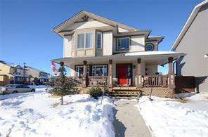 Airdrie Detached Luxstone Airdrie real estate