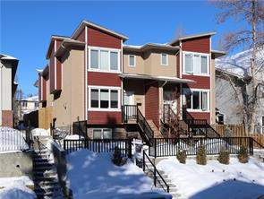 Attached Windsor Park Calgary real estate