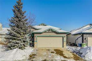 135 Stonegate PL Nw, Airdrie, Detached homes