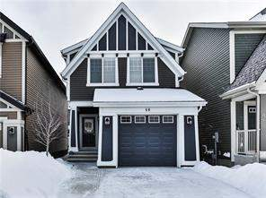 Detached Evanston Calgary real estate