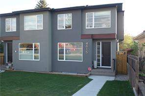 Attached Montgomery Calgary Real Estate