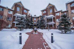 Richmond Hill #130 30 Sierra Morena Ld Sw, Calgary, Signal Hill Apartment