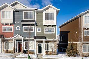 Nolan Hill Calgary Attached homes
