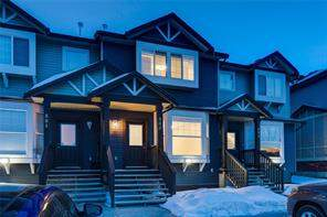 Airdrie #502 2066 Luxstone Bv Sw, Airdrie, Attached homes condos for sale