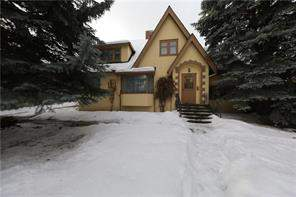 Upper Mount Royal Land home in Calgary