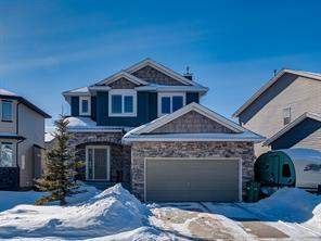 2117 Luxstone Bv Sw, Airdrie, Detached homes