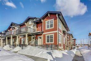 Attached Cranston Calgary Real Estate