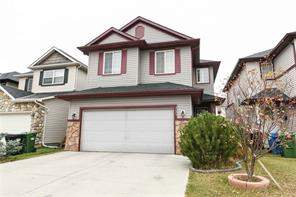 Detached Saddle Ridge Calgary real estate