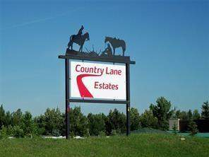 49 Country Lane Estates, Rural Foothills M.D.  T1S 1A4 Country Lane RV Park