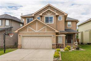 Detached Cimarron Park Okotoks real estate